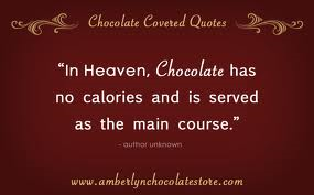 chocolate in heaven